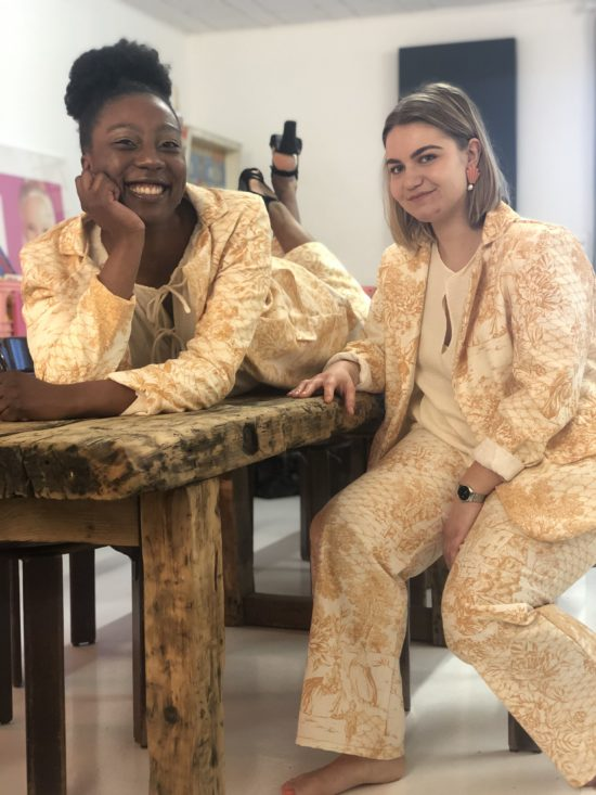 Costume toile de jouy - La Mode de Mélissa - Mode éco-responsable et éthique - Couture (2)